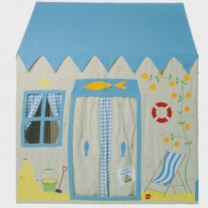 Beach House Playhouse (groot) - Win Green (1002)