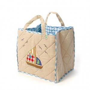 Beach House Playhouse Toy Bag - Win Green (1402WG)