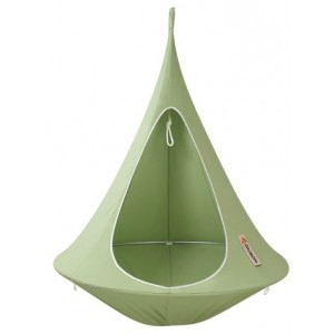 Hangende tent Cacoon Leaf Green 1 persoon