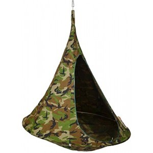 Hangende tent (Camouflage) 2 personen - Cacoon (Cacoon2PCamouflage)