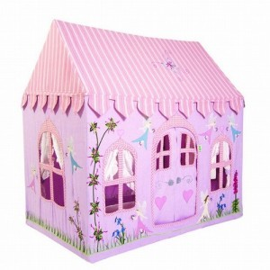 Fairy Cottage Playhouse (groot) - Win Green (1004)