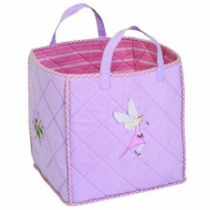 Fairy Cottage Toy Bag - Win Green (1404)