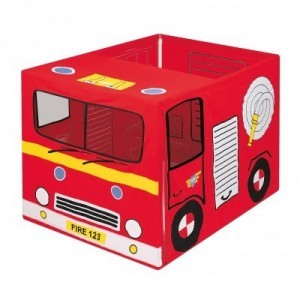 Fire Engine Playhouse (Groot)