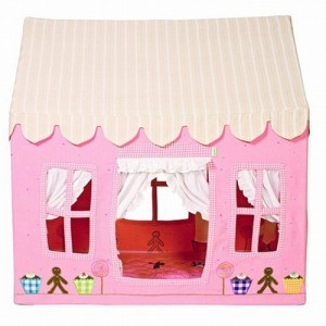 Gingerbread Cottage (klein) - Win Green (1107)