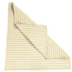 Wigwam Floor Quilt Natural (Win Green)