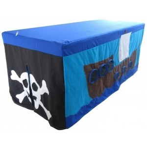Tafeltent Pirate (afmeting tafel tot 1.5m)