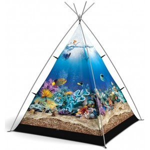 Wigwam Something Fishy (Little Camper) - FieldCandy (LC004)