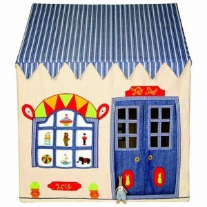 Toy Shop Playhouse (groot) - Win Green (1010WG)