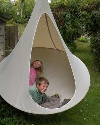 Cacoon hangende tent